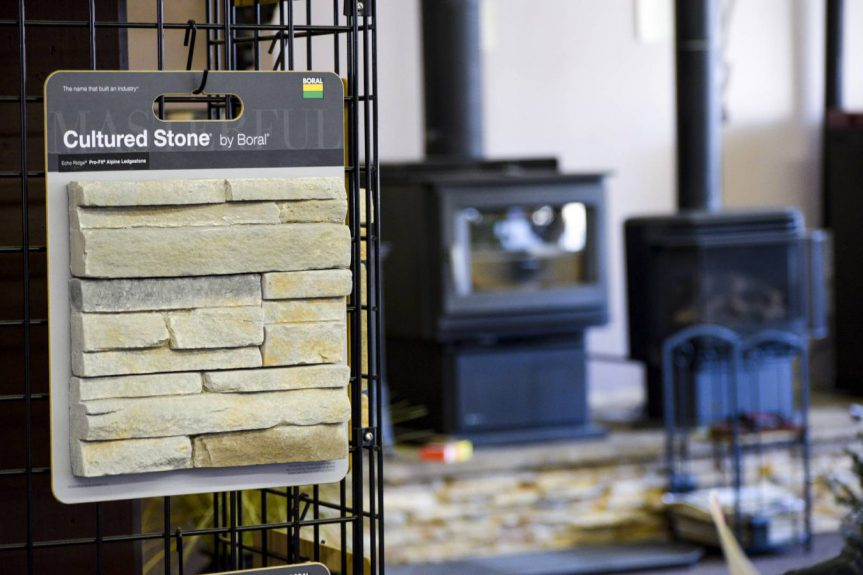 Boral Cultured Stone Sample