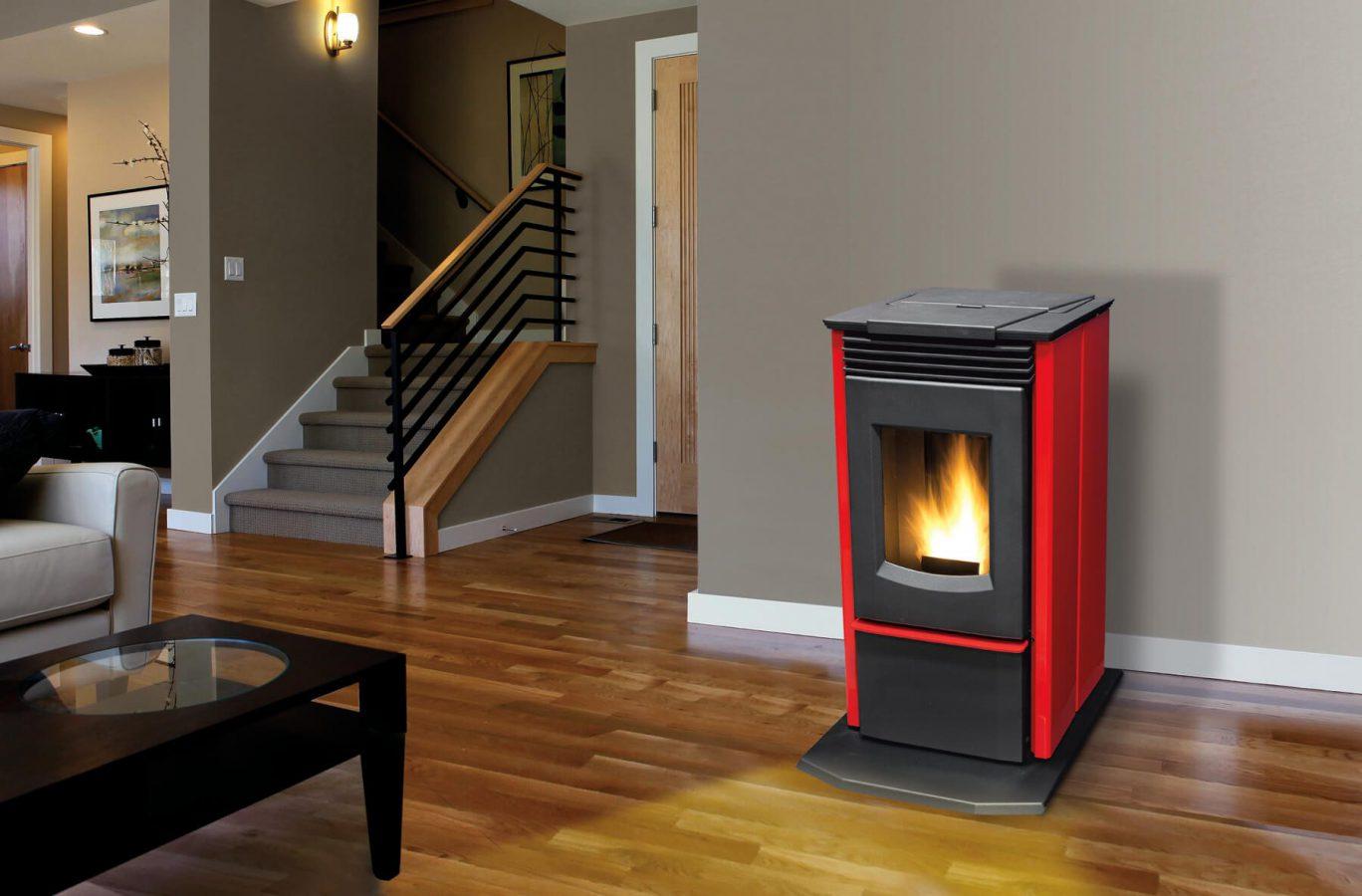 Enviro P3 Freestanding Pellet Stove Czar Energy Solutions